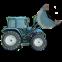 Traktor Digger