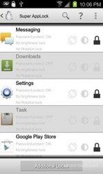 Download Super AppLock for Samsung Galaxy J1