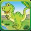 Dinosaurier-Spiel für Kinder