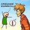Śmieszne komiksy w rosyjskim