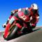 Real 3D motocross