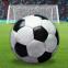 Finger-football: free kick