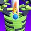 Drop Stack Ball - Fall Helix Blast Crash 3D