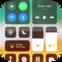 Центр управления iOS 13