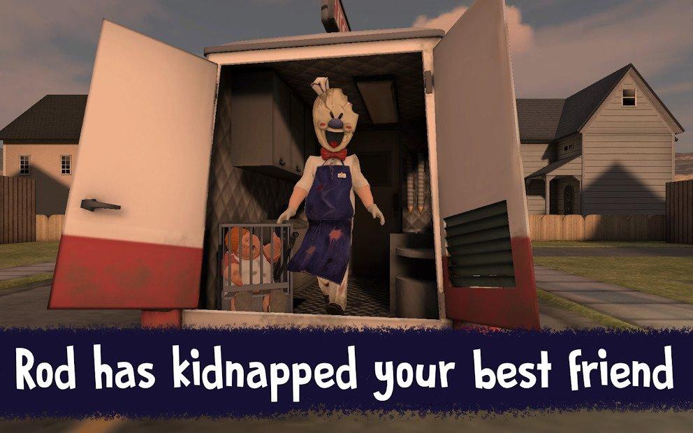 I Found A Secret Ghost Van In Roblox Ice Cream Van Simulator Download Ice Scream Horror Neighborhood For Samsung Galaxy A31