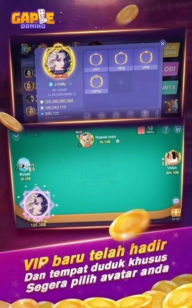 Baixar Domino Gaple Qiuqiu Texas Capsa Slot Online Apk Por Lg G4