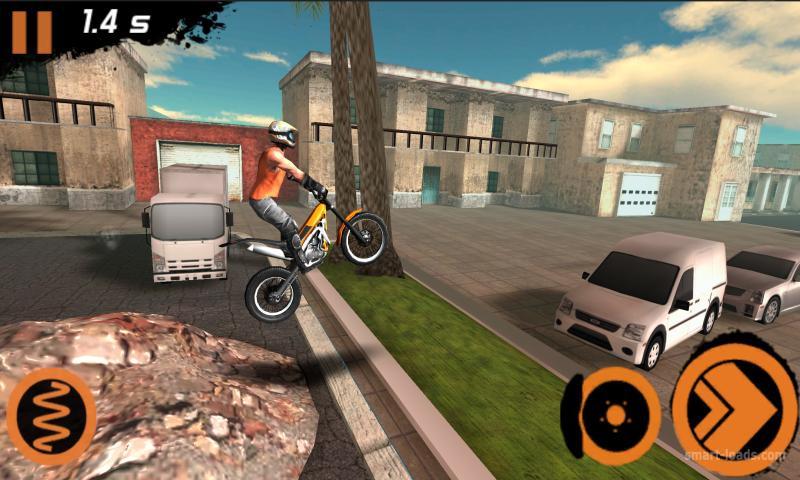 Trial Xtreme 2 HD - вторая часть экстремальных гонок на мотоциклах, с