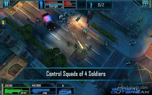 """Игра """"Global Outbreak"""" для планшетов на Android"""